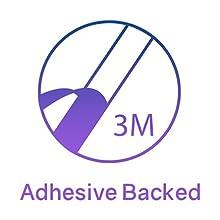 Adhesive Backed