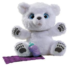 Osito Polar Enfermito de Furreal Friends