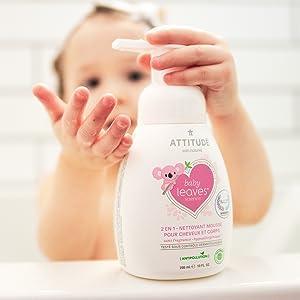 natural-attitude-baby-shampoo-body-wash-foaming-hypoallergenic-fragrance-free