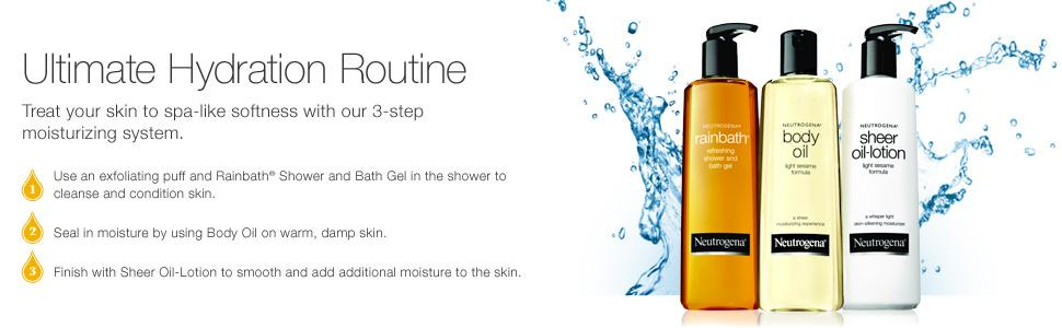 NEUTROGENA Ultimate Hydration Routine