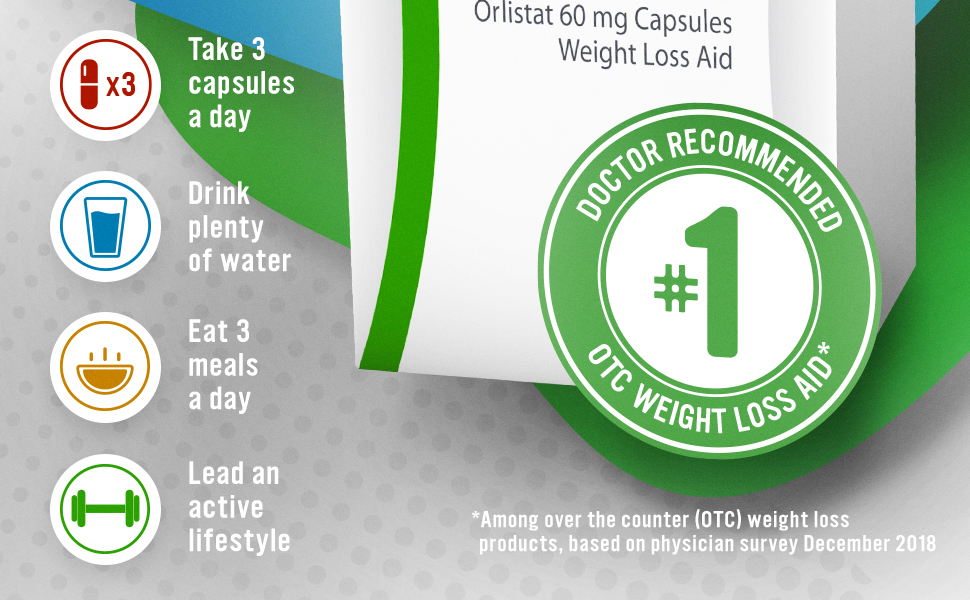 Take 3 capsules a day, drink planty of water, eat 3 meals a day, lead an active lifestyle
