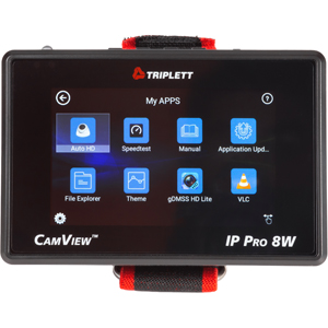 advanced security camera cctv tester