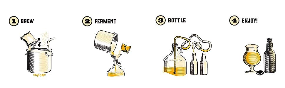 brew ferment
