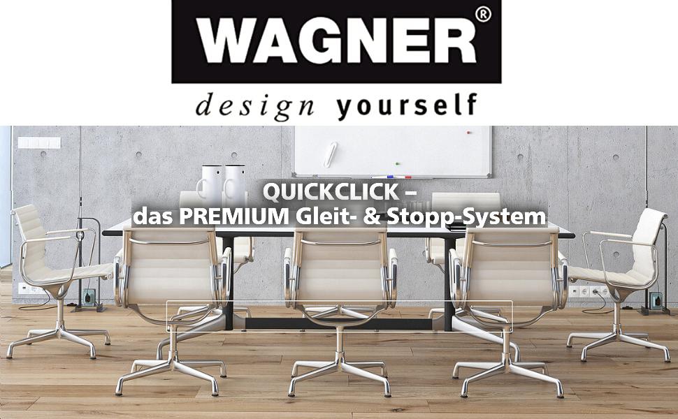 Wagner QuickClick – gepatenteerde innovatie en een investering in de toekomst.