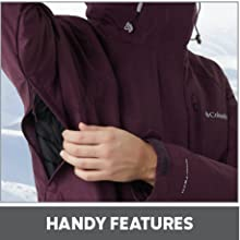 Handy Features