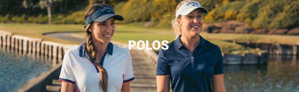 Women's Callaway Polos