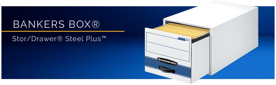 bankers box, box, boxes, storage box, storage boxes, moving box, moving boxes, file, drawer