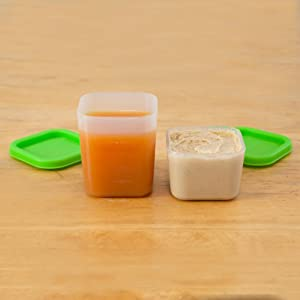 toddler, infant, baby, food storage containers, baby food storage containers, baby food containers