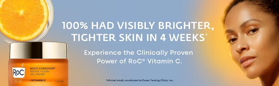 RoC Vitamin C Gel Cream