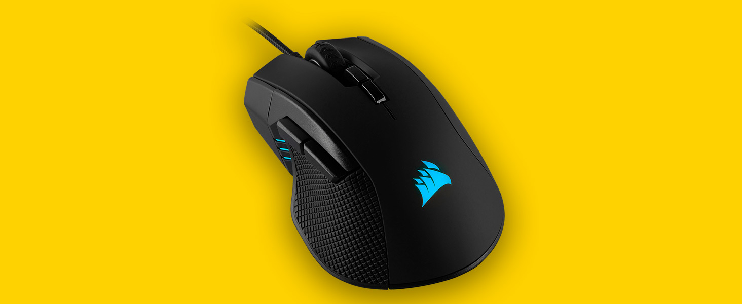 IRONCLAW RGB GAMING MOUSE