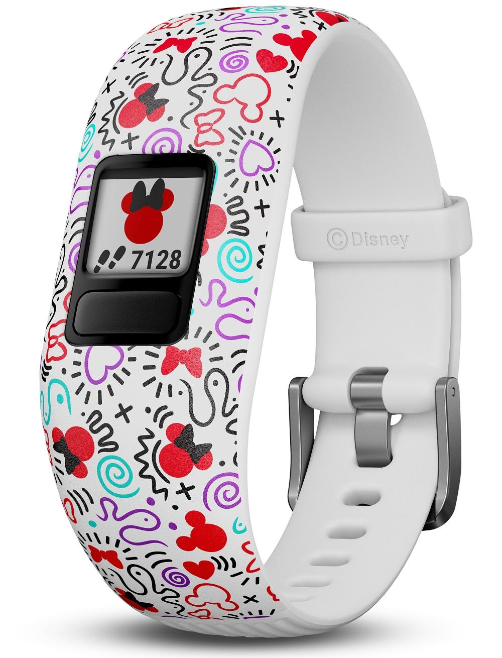 Amazon.com: Garmin Vivofit jr. 2 - Adjustable Minnie Mouse