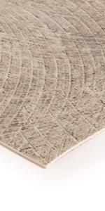 Weitere Farben und Gr/ö/ßen verf/ügbar PVC Bodenbelag Holzoptik Auslegware 2,6 mm Dicke Stabparkett Dunkelbraun 450 x 400 cm