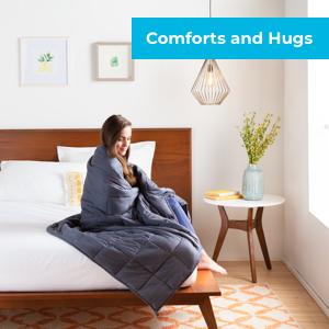 Comforts and Hugs