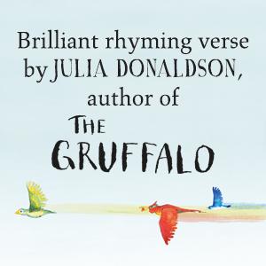 julia donaldson author of the gruffalo