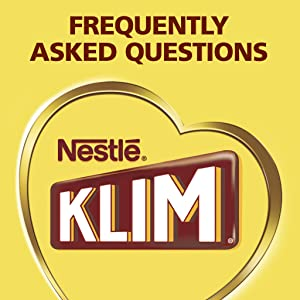 Amazon.com : Nestle KLIM Fortificada Dry Whole Milk Powder 28.2 oz. Canister : Grocery & Gourmet Food