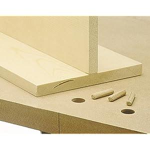 Espigas, agujeros para espigas, ensamblajes de madera, accesorio de espigas, calibre de perforación