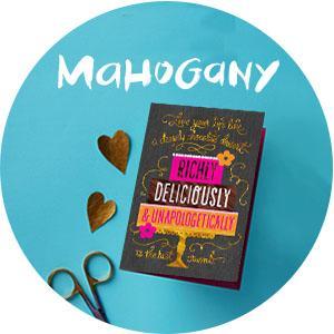Amazon hallmark mahogany birthday greeting card for him african americanblackloveculture bookmarktalkfo Gallery