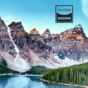 Processore Hi-View Engine quadcore