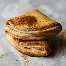 Dobladitas Folded Bread