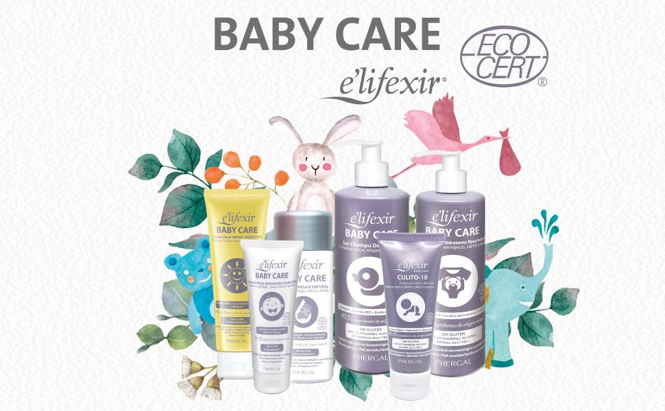 Elifexir Baby Care | Gel Champú Dermatológico Hipoalergénico para Bebés | 500 ml: Amazon.es: Belleza
