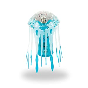 Hexbug aquabot jellyfish colors may vary for Hex bug fish