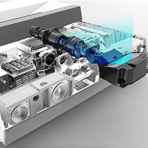 Durable & Reliable Laser Light Source