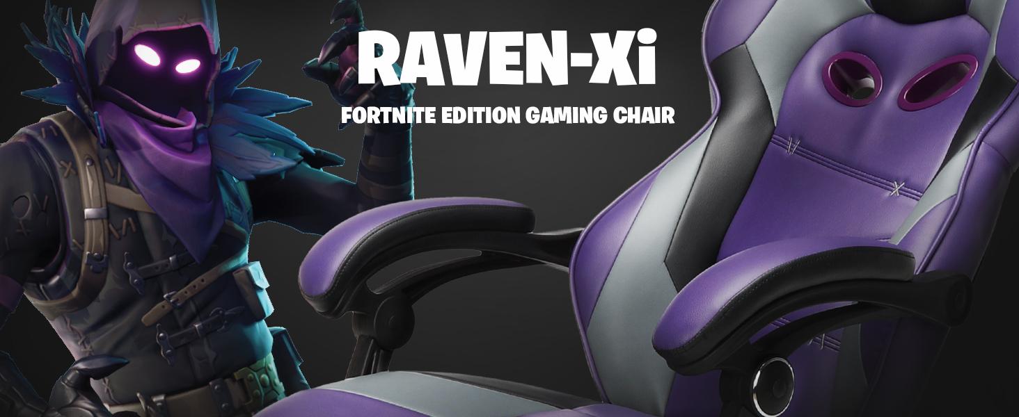 Fortnite RAVEN-Xi