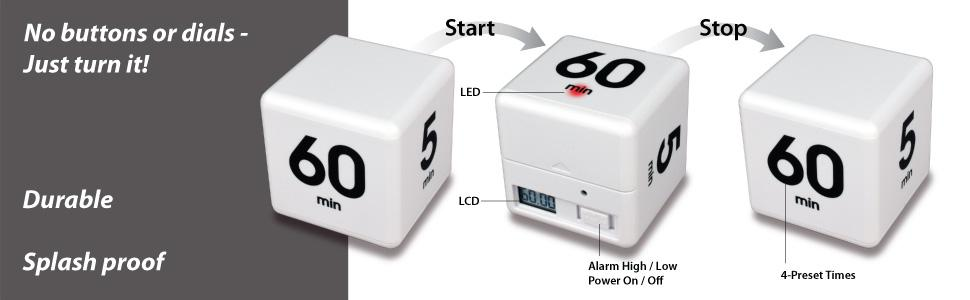 timer, time, cube, clock, alarm, kitchen, datexx, pomodoro, miracle, minute, timers, meeting, cubes