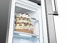 Bosch Kühlschrank Abstand Zur Wand : Bosch kge ai serie kühl gefrier kombination a cm