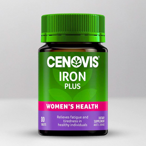 Iron-supplement tablet for women-s pill vitamin-c pregnant organic natural deficiency complex