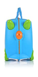 9548b9f25a72 Trunki Toddler s Backpack - Hi-Viz Little Children s Pre School ...