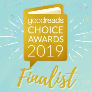 Goodreads Choice Awards 2019 Finalist