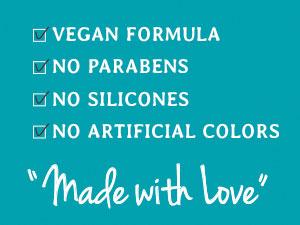 vegan formula, no parabens, no silicone, no artificial colors, for the hair, wash day, tangle, hair