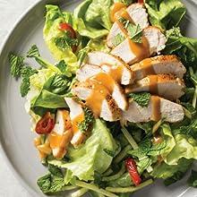 Bibb Lettuce and Chicken Salad