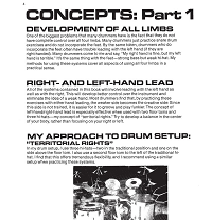 modern drummer, the new breed, drum book, drum music, percussion lessons, percussion music, drums
