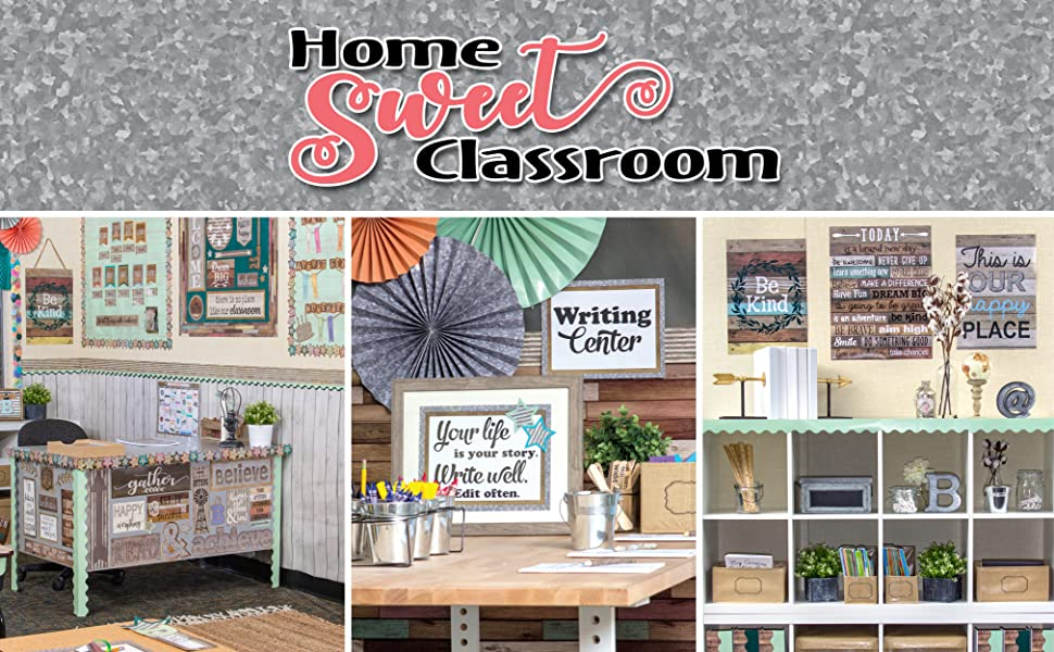 home sweet classroom collection banner