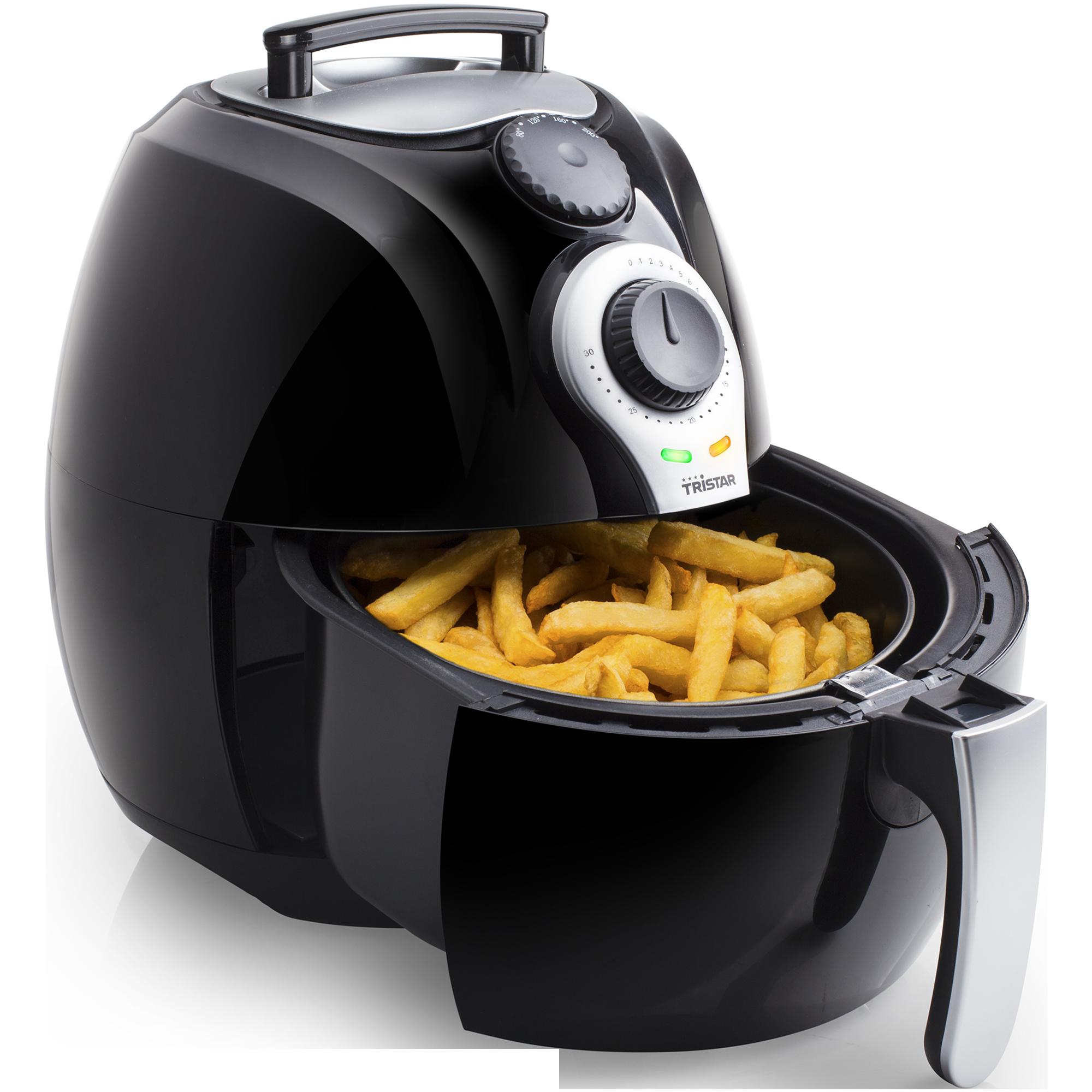 Friteuse crispy xl tristar fr 6990 sans huile jusqu 39 - Meilleur huile pour friteuse ...