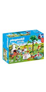 PLAYMOBIL City Life Guardería, A partir de 4 años (5567 ...