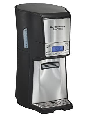 Cafetera programable BrewStation 48465