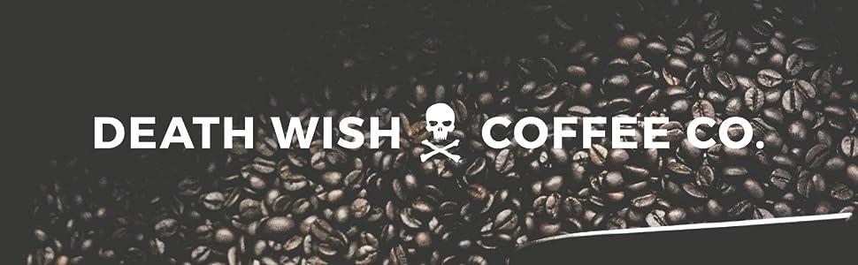 Death Wish Coffee Co. Dark Roast