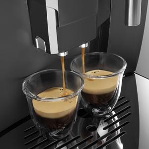 coffee machine two coffees