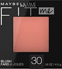 fit me blush, blush, face makeup, makeup, powder blush, cheeks