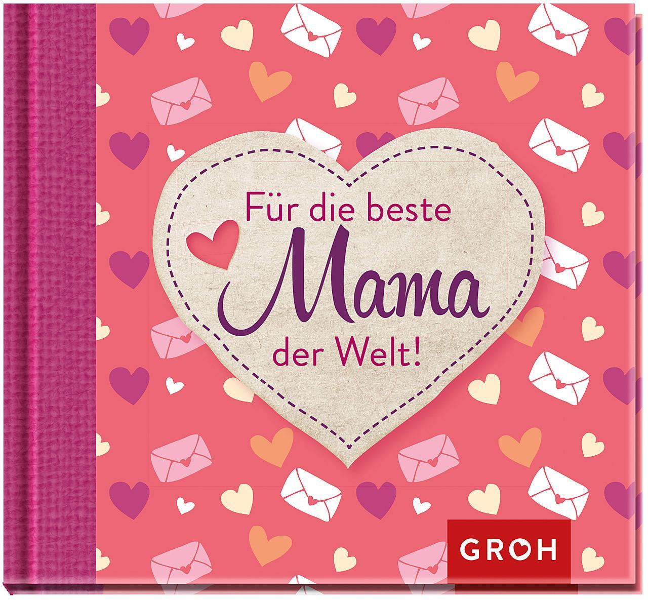 Für Die Beste Mama Der Welt Familienbande Amazonde Joachim Groh