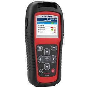 Autel TS508 lets you perform TPMS diagnosis to find out TPMS related problems.