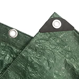 grommet tarp durable outdoor