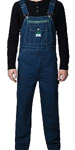 Amazon Com Liberty Men S Duck Bib Overall Clothing