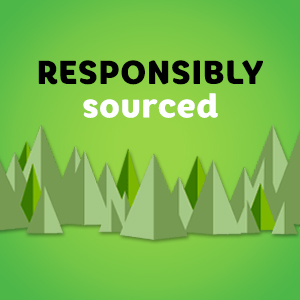 Responsibly sourced