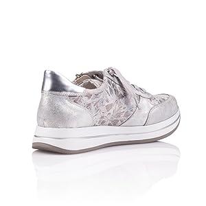 REMONTE D2501 91, SPORTLICH MODISCHE Sneaker, Damenschuhe