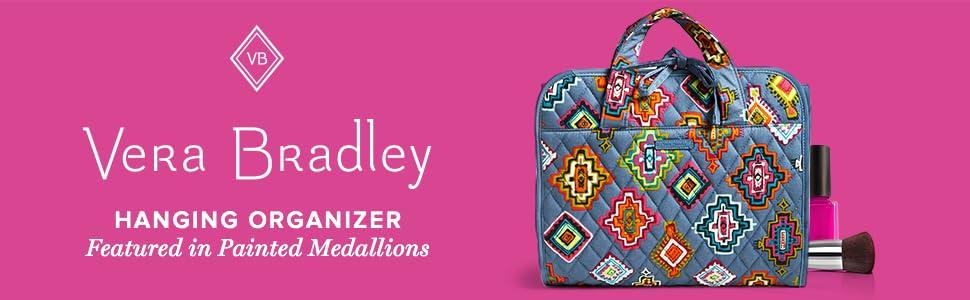 69b7f12e8d35 Amazon.com  Vera Bradley Hanging Organizer