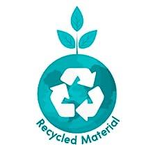 Mochilas hechas con materiales reciclados